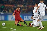 Kevin Strootman Roma <br /> Roma 05-12-2017 Stadio Olimpico Uefa Champions League A 2017/2018 Group C AS Roma - Qarabag Foto Antonietta Baldassarre / Insidefoto