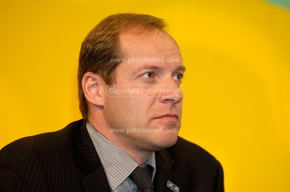Christian Prudhomme, Director of the Tour de France.
