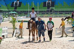 Diniz Luciana, POR, Fit For Fun 13<br /> Olympic Games Rio 2016<br /> © Hippo Foto - Dirk Caremans<br /> 13/08/16