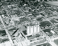 1927 Looking at Santa Monica Blvd. & Highland Ave.