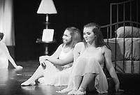 Pretty Theft - Dress Rehearsal - Norwood High School in Norwood MA - March 2017 © dan busler
