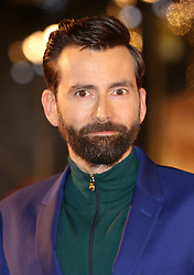 David Tennant arrives at the European premiere of Mary Queen of Scots at Cineworld Leicester Square, London.