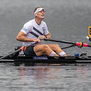 NZ National Club Rowing Championships, Lake Karapiro, Cambridge, New Zealand. Saturday 22nd  February 2020.  Copyright photo © Steve McArthur / @RowingCelebration www.rowingcelebration.com