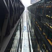 The Leadenhall Building shot on iPhone 6