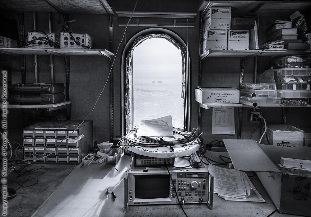 MAPO lab work bench