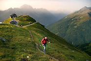 Hiking the Stubai High Trail, Tyrol, Austria