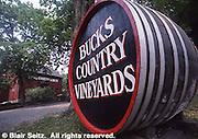Bucks County, PA, Pennsylvania wines, Buck Country Vineyards