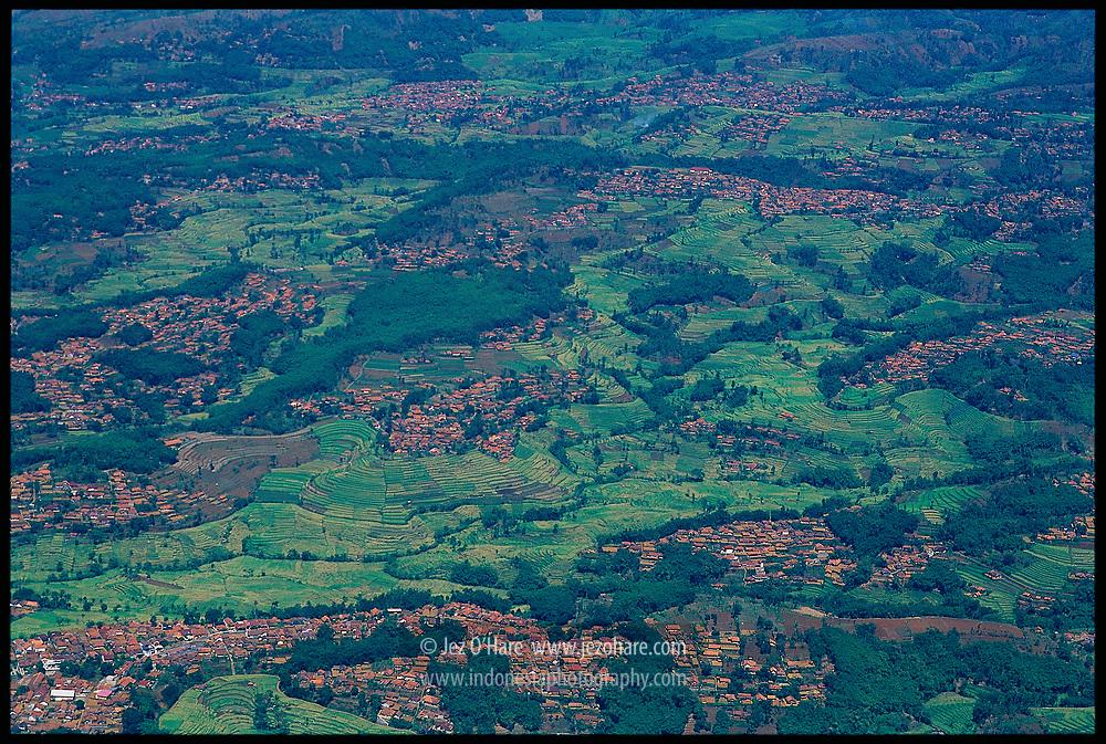 Villages, Sumedang - Bandung, Jawa Barat, Indonesia.