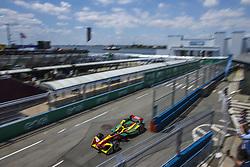 July 16, 2017 - New York, USA - Motorsports: FIA Formula E race 09/10 New York, .#66 Daniel Abt (Audi Sport Abt Schaeffler) (Credit Image: © Hoch Zwei via ZUMA Wire)