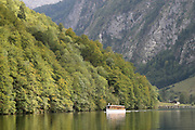 Austria Mountain lake in the Alps