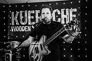 German singer-songwriter Kuersche opening the Haldern Pop Festival