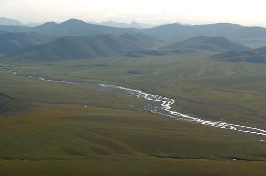 Arctic National Wildlife Refuge, Alaska. ANWR.