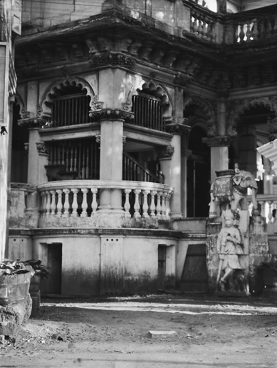 Bombay House, Bombay, India, 1929