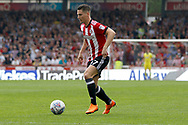 Brentford Forward Sergi Canos (47) during the EFL Sky Bet Championship match between Brentford and Queens Park Rangers at Griffin Park, London, England on 21 April 2018. Picture by Andy Walter.