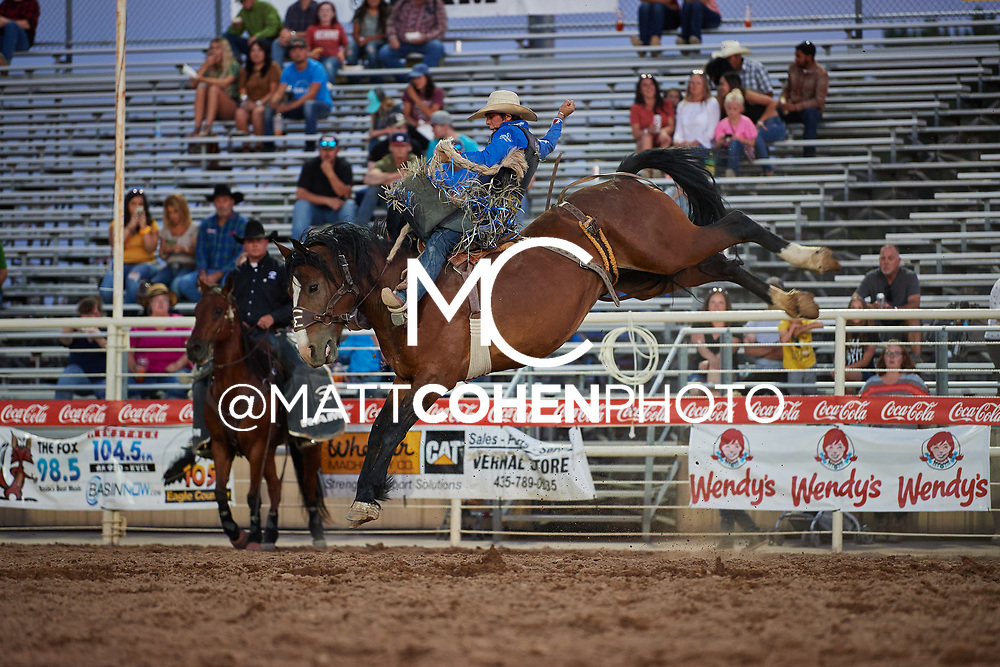 Stetson Wright / 6607 Raindance of Powder River, Vernal 2020<br /> <br /> <br />   <br /> <br /> File shown may be an unedited low resolution version used as a proof only. All prints are 100% guaranteed for quality. Sizes 8x10+ come with a version for personal social media. I am currently not selling downloads for commercial/brand use.