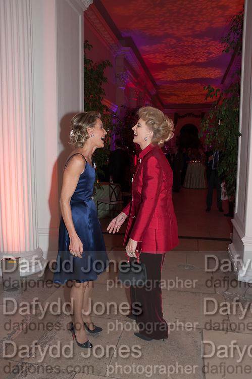 LEONIE FRIEDA; PRINCESS MICHAEL OF KENT; , Leonie Frieda book party  for ' The Deadly Sisterhood.' The Orangery, Kensington Palace. London. 20 November 2012.