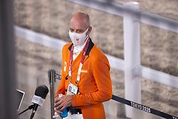 Minderhoud Hans Peter, NED<br /> Olympic Games Tokyo 2021<br /> © Hippo Foto - Dirk Caremans<br /> 27/07/2021