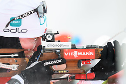 March 8, 2019 - –Stersund, Sweden - 190308 Erlend Bjøntegaard of Norway at the men's training session during the IBU World Championships Biathlon on March 8, 2019 in Östersund..Photo: Petter Arvidson / BILDBYRÃ…N / kod PA / 92246 (Credit Image: © Petter Arvidson/Bildbyran via ZUMA Press)