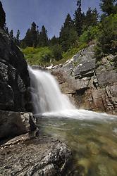 Keekwulee Falls, Mt. Baker-Snoqualmie National Forest, Washington, US