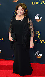 September 18, 2016 - Los Angeles, California, United States - Margo Martindale arrives at the 68th Annual Emmy Awards at the Microsoft Theater in Los Angeles, California on Sunday, September 18, 2016. (Credit Image: © Michael Owen Baker/Los Angeles Daily News via ZUMA Wire)