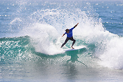 Current No.14 on the Jeep Leaderboard Frederico Morais of Portugal advances directly to Round Three of the 2017 Hurley Pro Trestles after winning Heat 11 of Round One at Trestles, CA, USA.