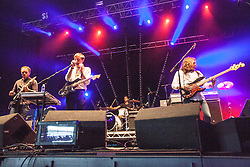 "Bombay Bicycle Club, Saturday at Rockness 2013, the annual music festival which took place in Scotland at Clune Farm, Dores, on the banks of Loch Ness, near Inverness in the Scottish Highlands. The festival is known as ""the most beautiful festival in the world"" ."