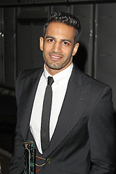 LONDON - June 04: Upen Patel leaving the Glamour Awards 2013 (Photo by Brett D. Cove) /LNP © Licensed to London News Pictures.