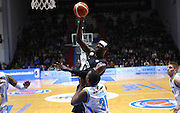 Cremona 18/10/2015 - Basket Campionato Italiano Lega A 2015-16 - Vanoli Cremona-Pasta Reggia Caserta<br /> nella foto: Jones<br /> Foto Ciamillo