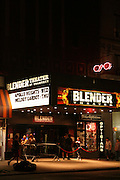 Atmosphere at the Blender Theater sponsored by Live Nation on August 20, 2008