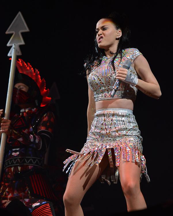 Radio 1 Big Weekend  Glasgow Sunday 25th <br /> Katy Perry <br /> Pix Dave Nelson