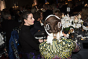 ERIN O'CONNOR; LADY FELLOWES; Luminous -Celebrating British Film and British Film Talent,  BFI gala dinner & auction. Guildhall. City of London. 6 October 2015.