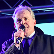 Conservative MP Guto Bebb attends People's vote to Stop Brexit rally due to Brexit vote in Parliament on 15 January 2019, London, UK