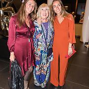 NLD/Amsterdam/20190919 - Premiere Show Johnny de Mol, Willeke Alberti en dochter Daniëlle Oonk en haar dochter