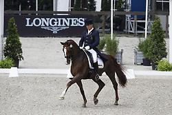 Jorissen Philippe (BEL) - Le Beau<br /> CHIO Rotterdam 2012<br /> © Hippo Foto - Leanjo de Koster