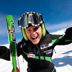 20101125: AUT, Ski Cross - Slovenian National team at training camp