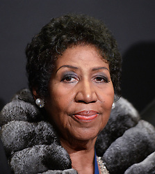 Singer Aretha Franklin attends the BET Honors at the Warner Theater February 8, 2014 in Washington, DC, USA. Photo by Olivier Douliery/ABACAPRESS.COM