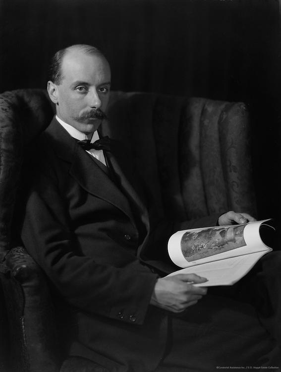Sir Adrian Boult, British conductor, 1920