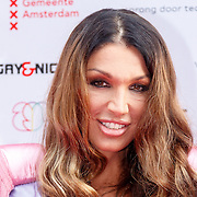 NLD/Amsterdam/20150629 - Uitreiking Rainbow Awards 2015, Kelly van der Veer