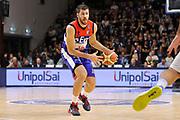 DESCRIZIONE : Campionato 2014/15 Dinamo Banco di Sardegna Sassari - Enel Brindisi<br /> GIOCATORE : Andrea Zerini<br /> CATEGORIA : Passaggio<br /> SQUADRA : Enel Brindisi<br /> EVENTO : LegaBasket Serie A Beko 2014/2015<br /> GARA : Dinamo Banco di Sardegna Sassari - Enel Brindisi<br /> DATA : 27/10/2014<br /> SPORT : Pallacanestro <br /> AUTORE : Agenzia Ciamillo-Castoria / Luigi Canu<br /> Galleria : LegaBasket Serie A Beko 2014/2015<br /> Fotonotizia : Campionato 2014/15 Dinamo Banco di Sardegna Sassari - Enel Brindisi<br /> Predefinita :