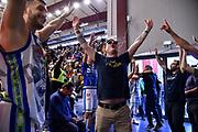 Marco Spissu, Commando Ultra' Dinamo<br /> Banco di Sardegna Dinamo Sassari - Pompea Fortitudo Bologna<br /> LBA Serie A Postemobile 2018-2019<br /> Sassari, 15/12/2019<br /> Foto L.Canu / Ciamillo-Castoria
