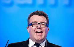 Tom Watson MP during the Labour Party Annual Conference in Manchester, Great Britain, September 30, 2012. Photo by Elliott Franks / i-Images.