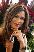 PAUL LOVELACE.LOV.CARRE OTIS PROMOTES ITALIAN JEWELLERY BREIL, SYDNEY, AUSTRALIA-19 TH OCTOBER 2005.Carre Otis wearing Briel Italian Jewellery at celebrity Sydney Restaurant Mezzalune, portraits of Carre with Breil Italian necklace... {Total 28 pictures].[Non Exclusive] NEW AMOUNT BEING SENT-9 PICS 20.10.05