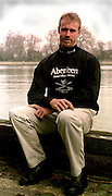 London, Great Britain, <br /> Oxford's, American, Brian Palm. named to today for the' Blue Boat'<br /> 147th Oxford vs Cambridge Varsity Boat Race, Over the Championship Course, Putney To Mortlake. 24.03.2001<br /> <br /> [Mandatory Credit: Peter SPURRIER/Intersport Images]<br /> <br /> Crews. <br /> <br /> Oxford UBC. Bow. Robin BOURNE-TAYLOR,  MF BONHAM, EB LILLEAHI, Ian WEIGJELL, Dan SNOW, Brian PALM. Matt SMITH cox JC MONCRIEFF.<br /> <br /> Cambridge UBC. Bow. JC SWAINSON, Lukas HIRST, TM EDWARDS-MOSS, RIck DUNN, Josh WEST, Tom STALLARD. Tim WOOGE and cox Christian CORMACK. [Mandatory Credit; Peter SPURRIER/Intersport Images]<br /> <br /> 20010324 University Boat Race, Putney to Mortlake, London, Great Britain.