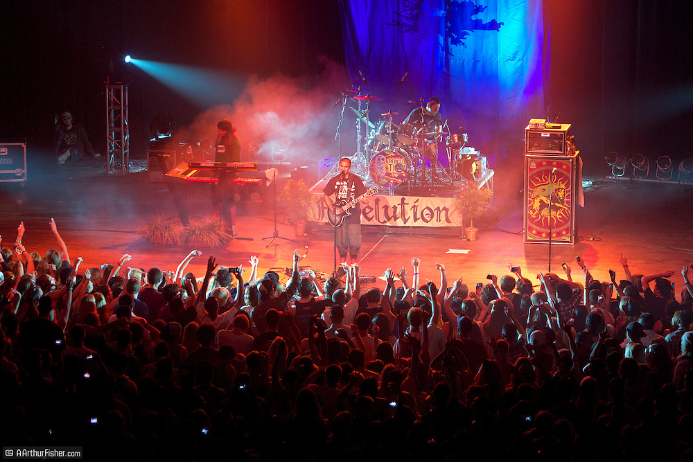 Rebelution @ Arlington 100506
