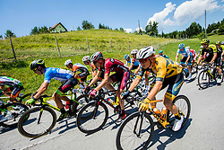 Luka Lakota (SLO) of Slovenia, during 2nd Stage of 26th Tour of Slovenia 2019 cycling race between Maribor and  Celje (146,3 km), on June 20, 2019 in Celje, Maribor, Slovenia. Photo by Vid Ponikvar / Sportida