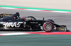 March 1, 2019 - Barcelona, Catalonia, Spain - the Haas of Kevin Magnussen during the Formula 1 test in Barcelona, on 01st March 2019, in Barcelona, Spain. (Credit Image: © Joan Valls/NurPhoto via ZUMA Press)