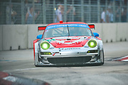 September 2-4, 2011. American Le Mans Series, Baltimore Grand Prix. 44 Flying Lizard Motorsports, Porsche 997 GT3-RSR, Darren Law, Seth Neiman