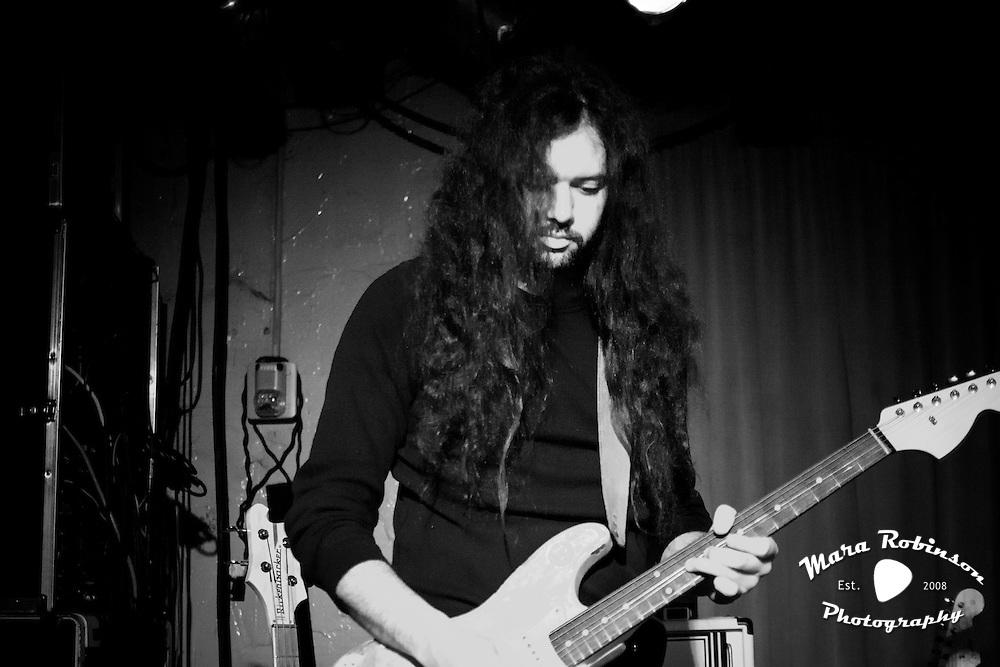 His Name is Alive 2015 tour Warren Defever Tecuciztecatl