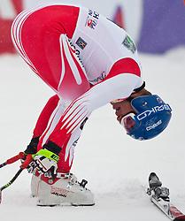 11.03.2010, Kandahar Strecke Herren, Garmisch Partenkirchen, GER, FIS Worldcup Alpin Ski, Garmisch, Men SuperG, im Bild Raich Benjamin, ( AUT, #21 ), Ski Atomic, EXPA Pictures © 2010, PhotoCredit: EXPA/ J. Groder /SPORTIDA PHOTO AGENCY