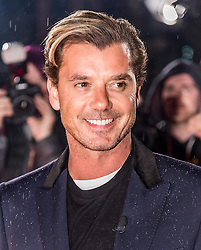 Gavin Rossdale at The Voice UK, red carpet, Manchester<br /> <br /> (c) John Baguley | Edinburgh Elite media